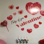 茂木さんちの壁紙アート(St. Valentine's Day version)